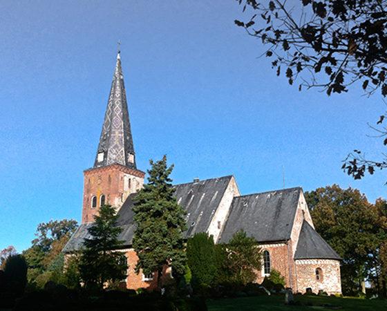 Kirche Breklum