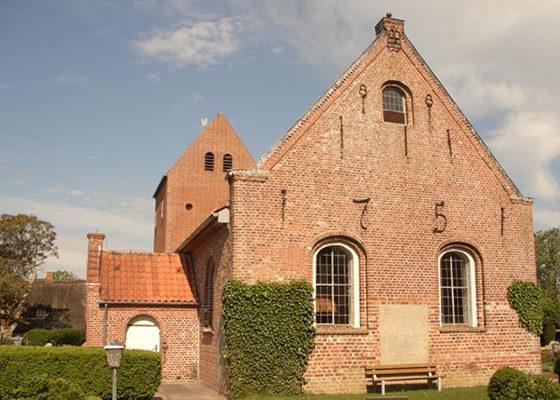 Deezbüll – Apostelkirche