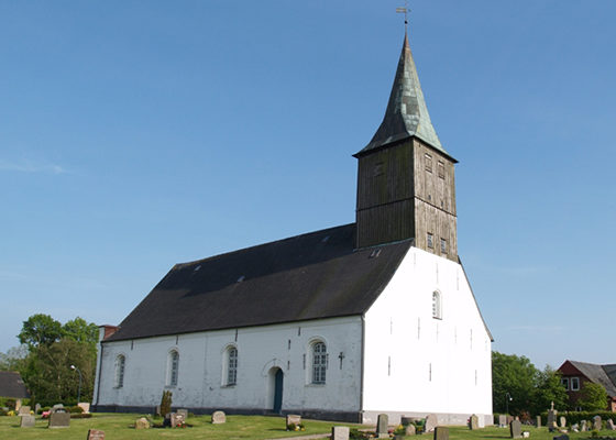 Emmelsbüll – Rimbertikirche